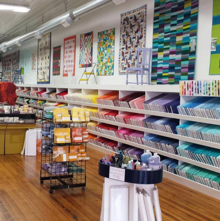 Crafty Gemini | I m at Missouri Star Quilt Company headquarters ... : that quilt shop - Adamdwight.com