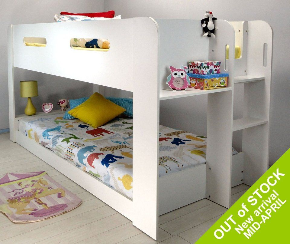 Kids Bunk Beds Midi Sleepers With Smart And Safe Designs Baby