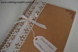 Risultati immagini per quaderni decorati con il quilling