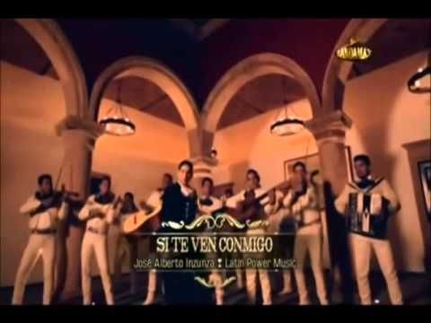El Bebeto - Maravillosa (con Mariachi) - YouTube