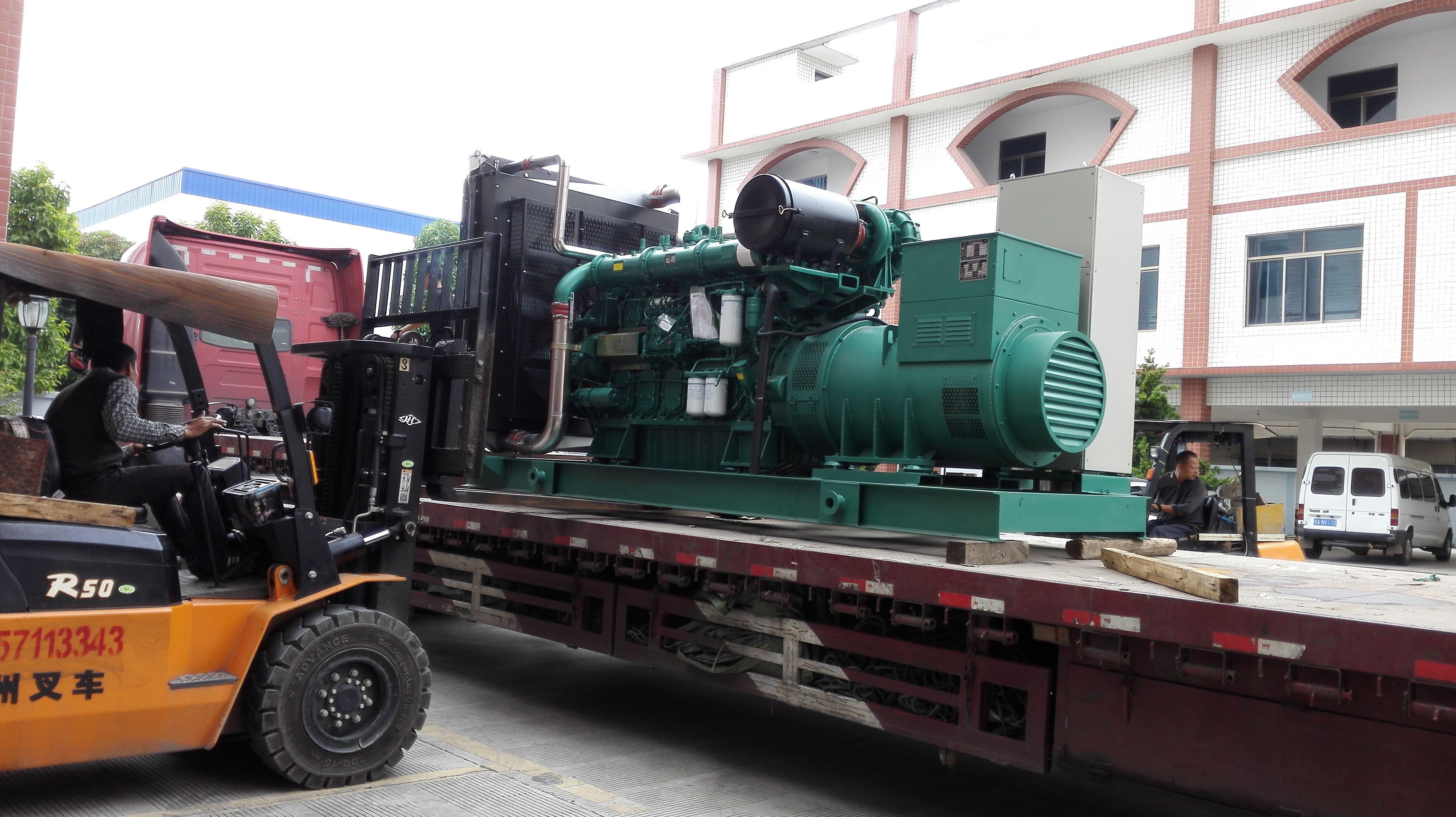 Function of Diesel Generator Air Filter