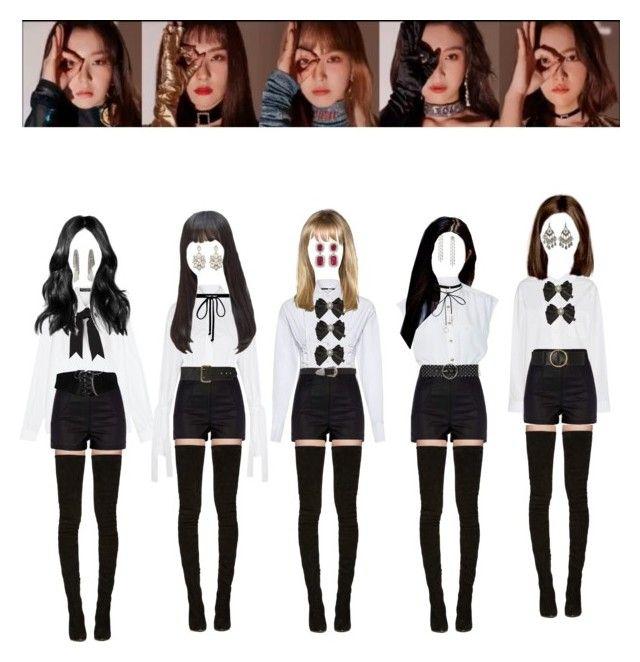Peek-a-boo-Red Velvet | Pinterest | Talentos Ropa Y Vestuarios