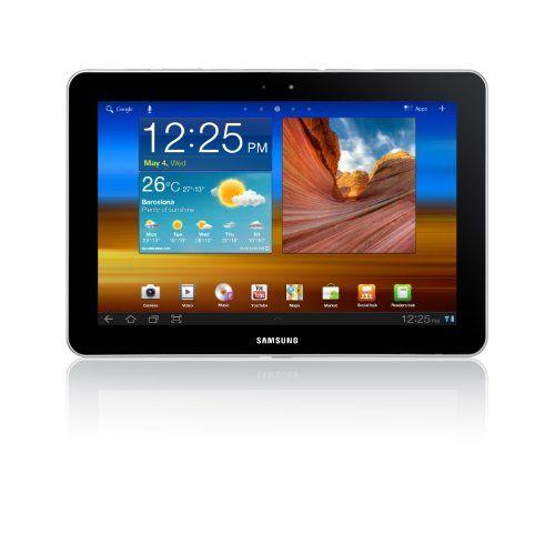 Samsung Galaxy Tab 10.1 (WiFi 16GB Black) UK Version