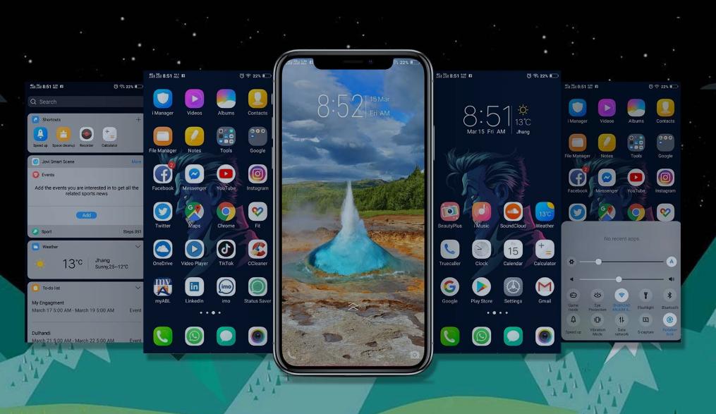 Aplikasi Launcher Android Terbaik Tanpa Iklan Tablet Wallpaper Yang Indah Aplikasi