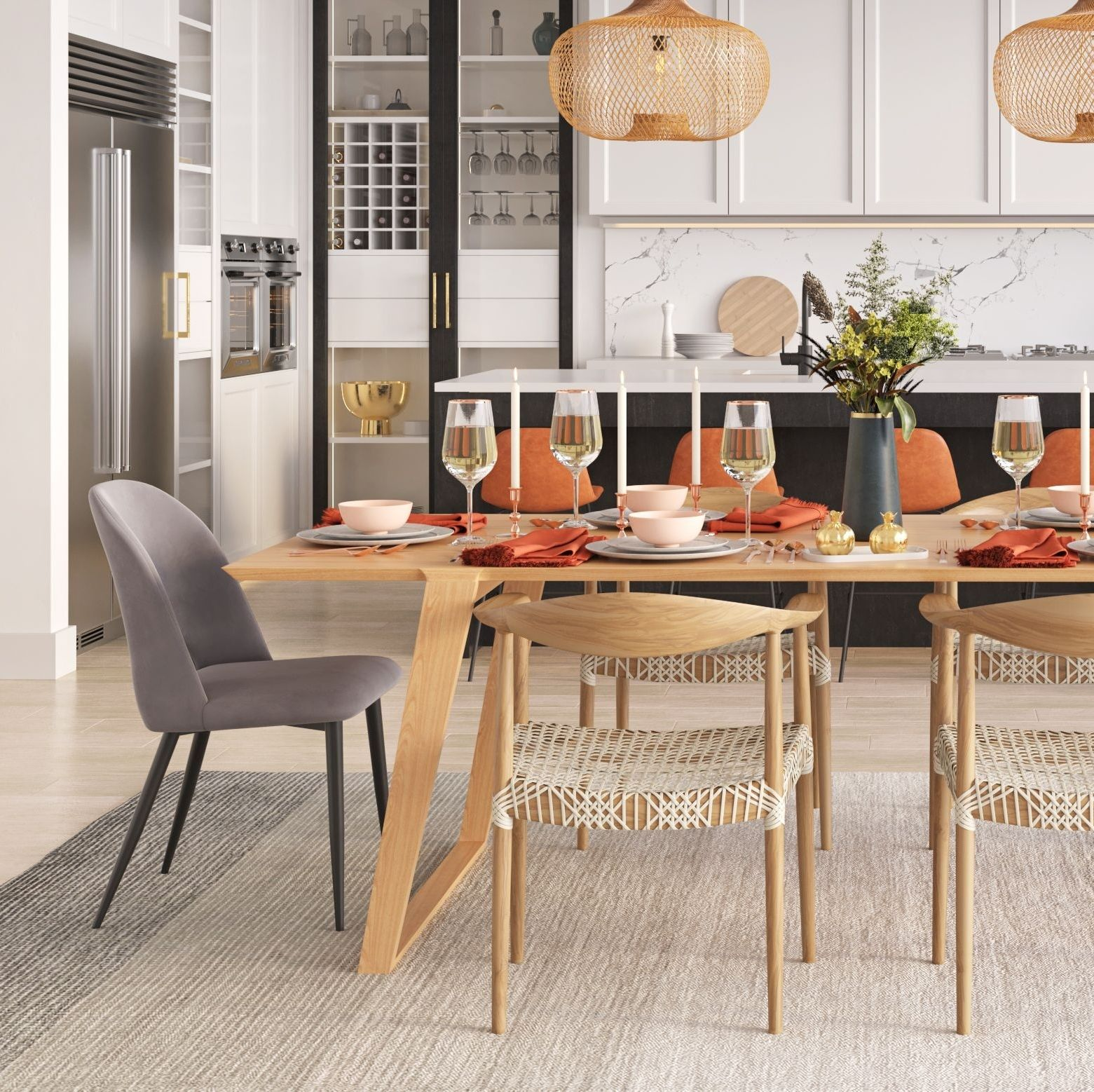 19+ Flynn dining table and side chairs Ideas