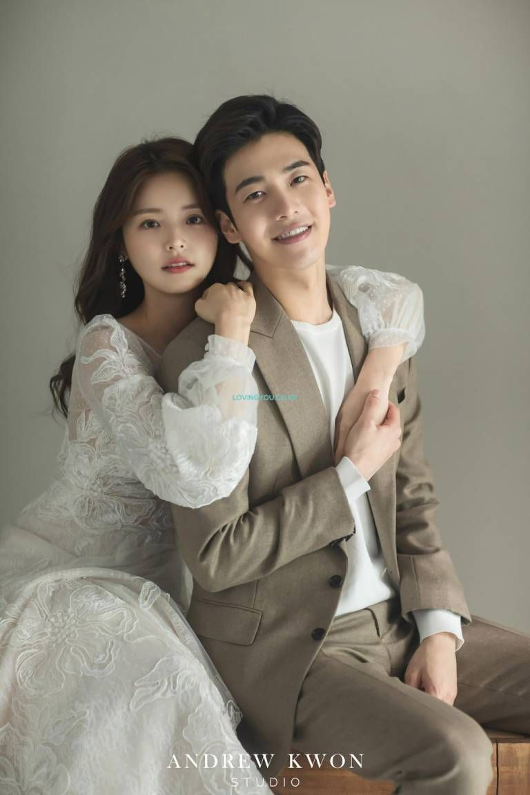ANDREW KWON STUDIO [2019] - KOREA PRE WEDDING PHOTOSHOOT by LOVINGYOU