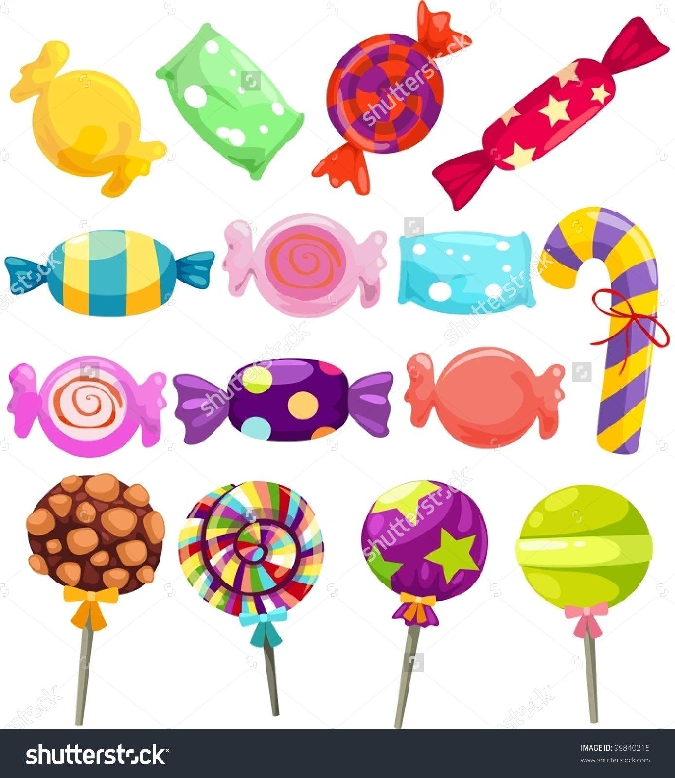 Bonbon dessin recherche google scrap bonbon pinterest - Bonbons dessin ...