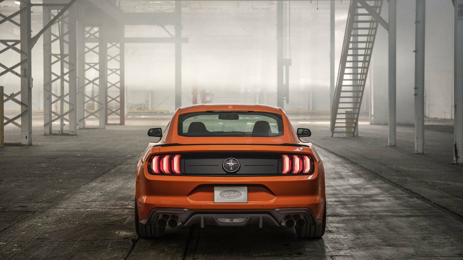 Ford Mustang Ecoboost Will Be Faster With Images Mustang