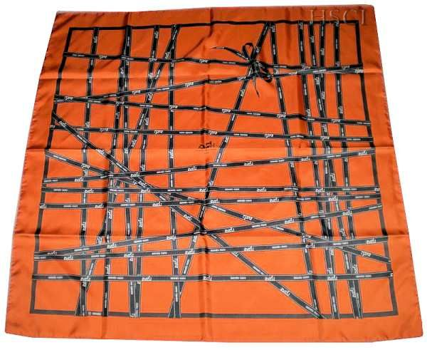 37445852a30d Hermes - Bolduc scarf   Hermes   Pinterest   Hermes, Silk scarves ...