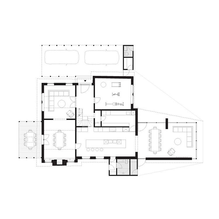 Home Additions Plan Drawings: Alteration And Addition. #MGAO #Architecture #Office