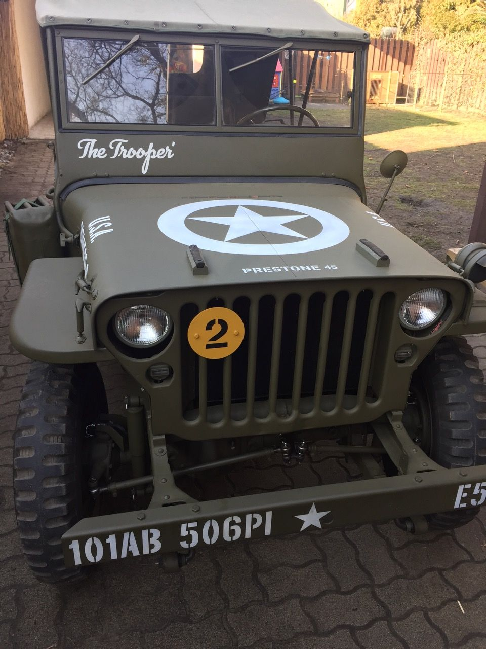 Ferenc Nagy :: Kaiser Willys Jeep Blog   Willys jeep, Jeep ...