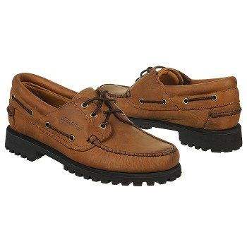 Sebago Gibraltar Shoes (Tan) - Men's Shoes - 10.0 M