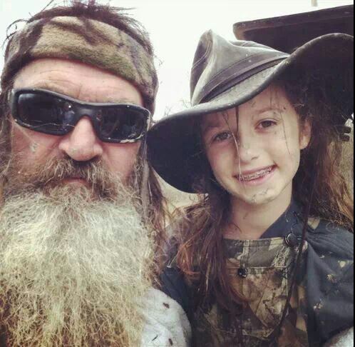 Image result for phil robertson granddaughters