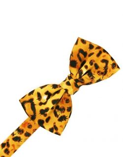 9f9694e44276 Jaguar Pre-Tied Bowtie by Cardi | Animal Print Tuxedo Vests | Tuxedo ...