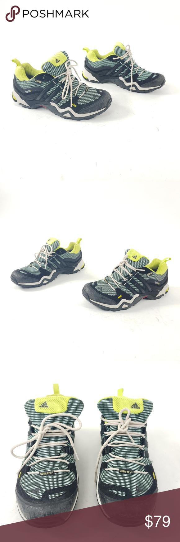 Adidas Ortholite Goretex Terrex Traxion