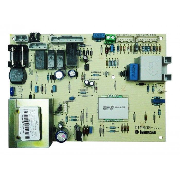 Placa Electronica Centrala Termica Immergas Eolo Mini 24 Kw 1 024038