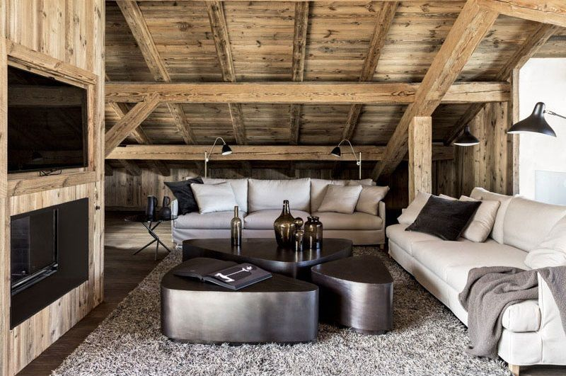 Rustic chalet photography by felix forest follow gravity home