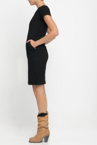 humanoid | seven dress with zipped pockets