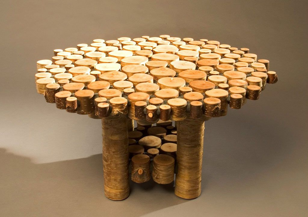Innovative And Cool Looking Coffee Table « The Log Builders