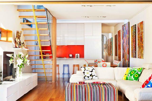 Pin von Mackenzie Domann auf My Future Home Pinterest - wohnzimmer weis bunt