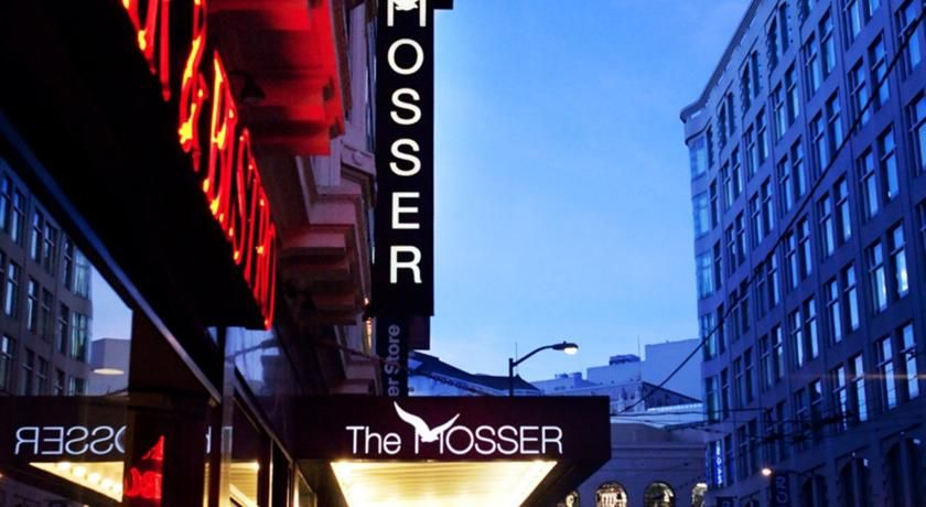 The Mosser Hotel San Francisco This Built In Mi Contemporary Conveniences With Historical Design Features An On Site