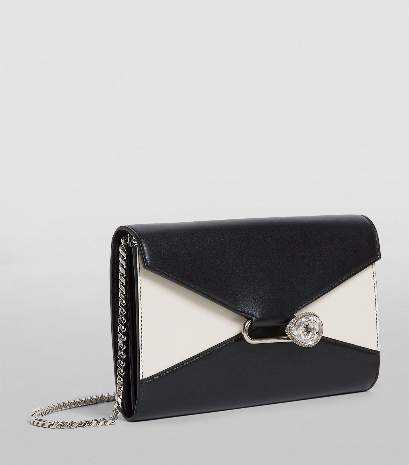b0330b8fa638 Alexander McQueen Leather Pin Wallet Bag #AD , #Ad, #Leather, #McQueen, # Alexander, #Bag, #Wallet