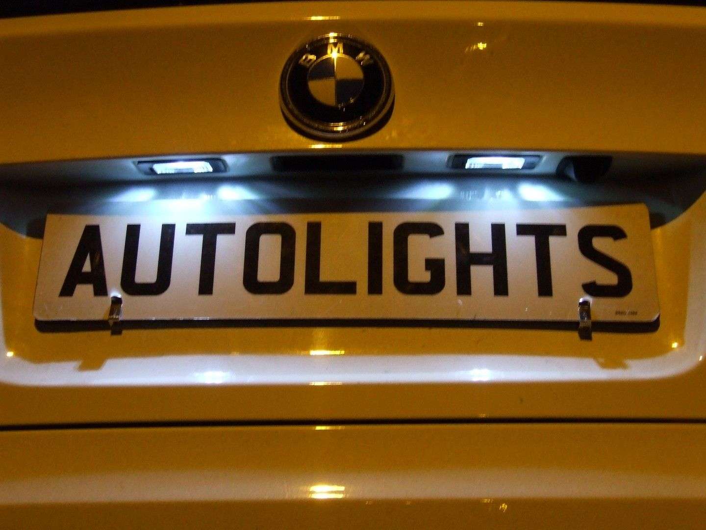 Number plate LED Car light | Cars at Night | Pinterest | Number ...