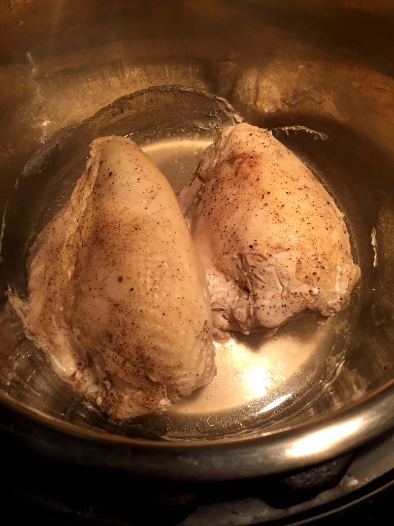 How Long To Cook Frozen Chicken Breast In Instant Pot Pin On Chicken Breast Bone In