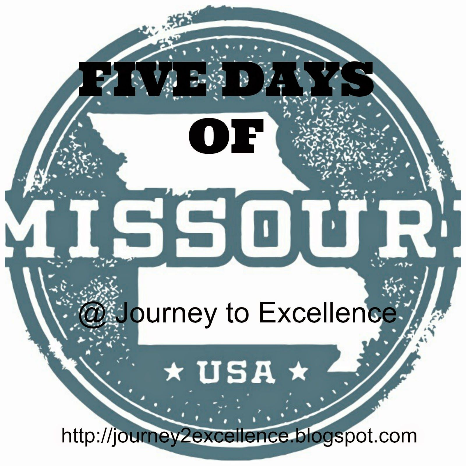 Journey to Excellence: Five Days of …. Missouri - Historic Landmarks {Schoolhouse Review Crew Blog Hop}