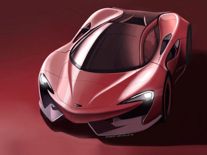 McLaren Design Concept