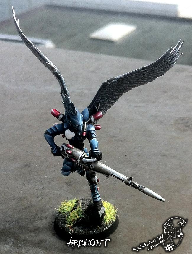 bits auction Games Workshop Dark Eldar Scourges Dark Lance 40K