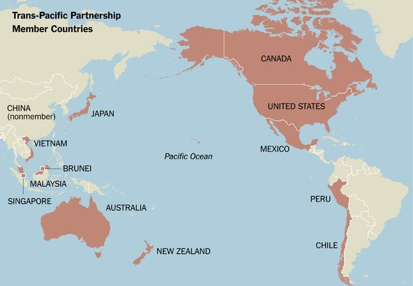 On the Wrong Side of Globalization Trans pacific partnership, Deep