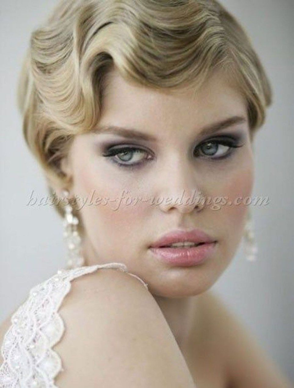 44 Latest Gatsby Hairstyles Ideas For Short Hair Addicfashion Gatsby Hair Short Wedding Hair Hair Styles