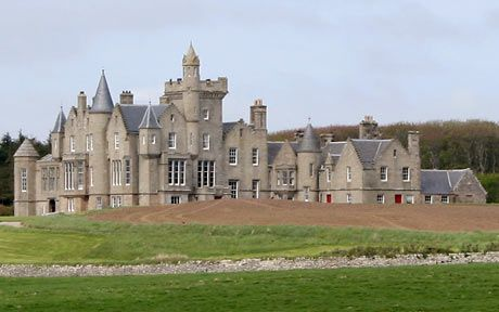 For Sale Most Northerly Castle Hotel In The World 2 7m