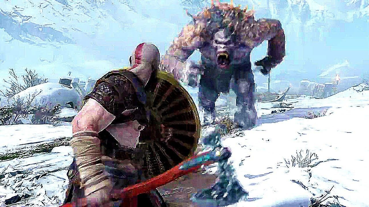 New God Of War Trailer Declares April 20 Discharge Date Technology Nioh Poster Ps4 Region 3 English