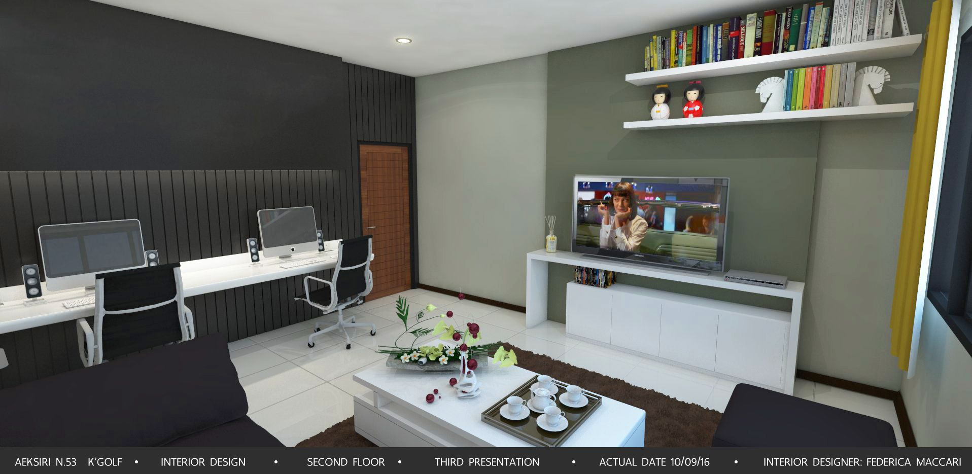 working - relax room | FDS.interior AEKSIRI 53 | Pinterest | Relax ...