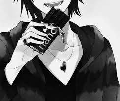 Sad Anime Black And White Wallpaper Tumblr Google търсене Anime
