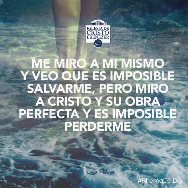 Es imposible perderme