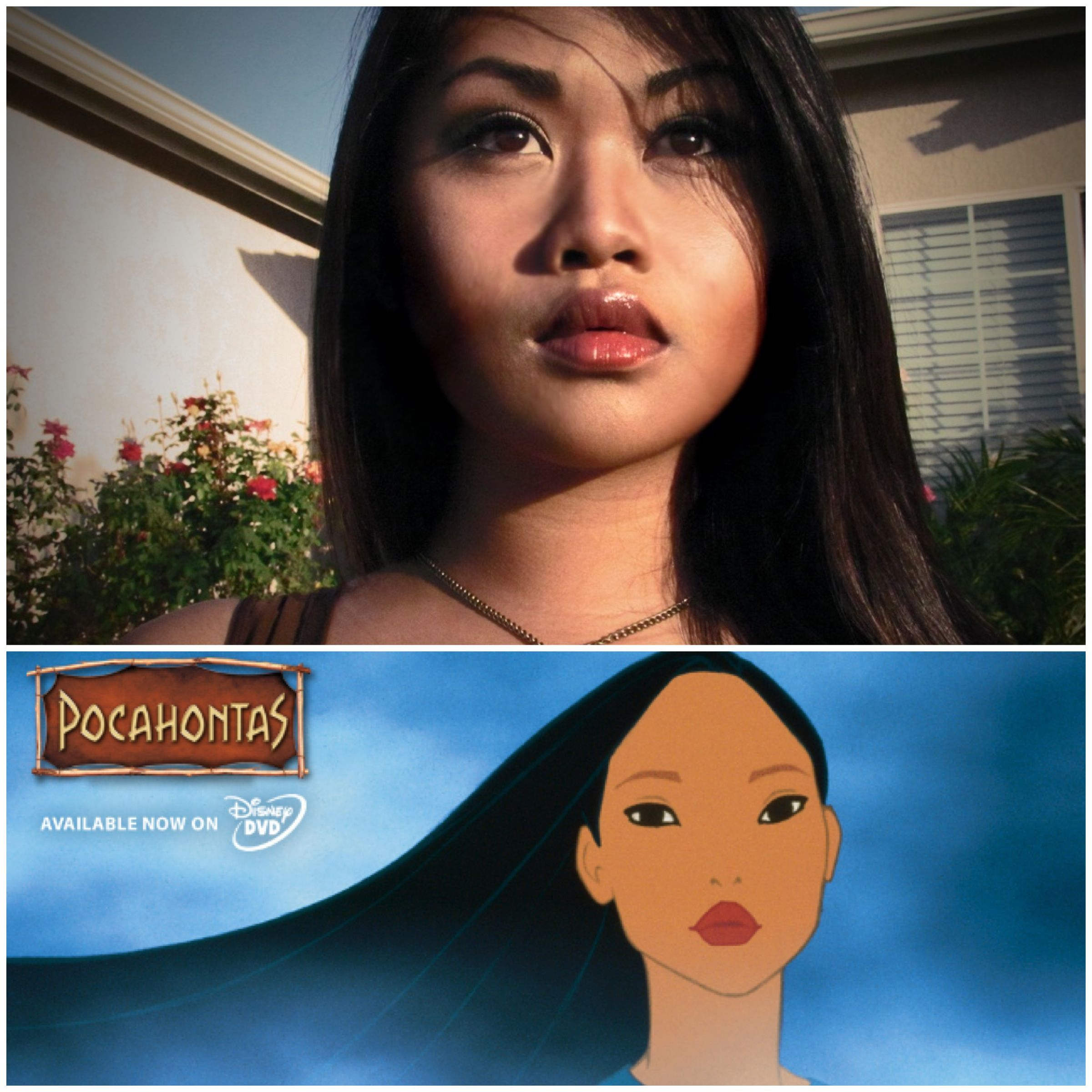 My take on a modern pocahontas used my daily neutral makeup looks my take on a modern pocahontas used my daily neutral makeup looks with a hint baditri Images