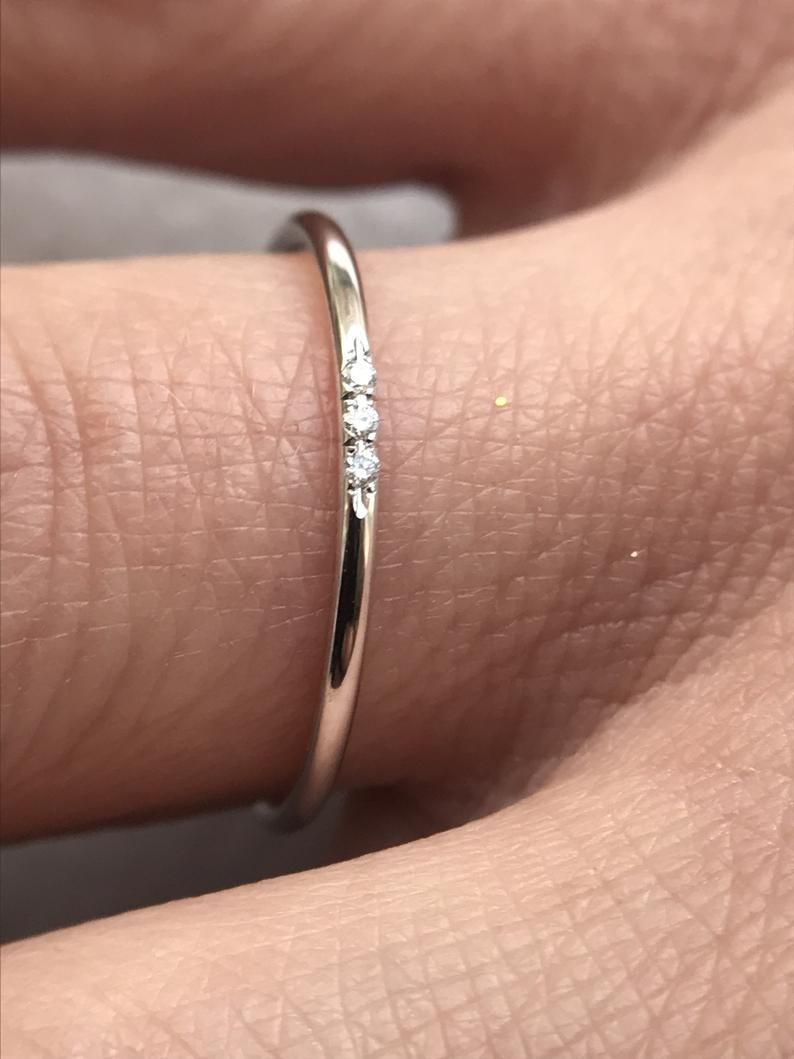 It is a graphic of 46mm Wedding Bands Women Womens Wedding Band Wedding Rings Etsy