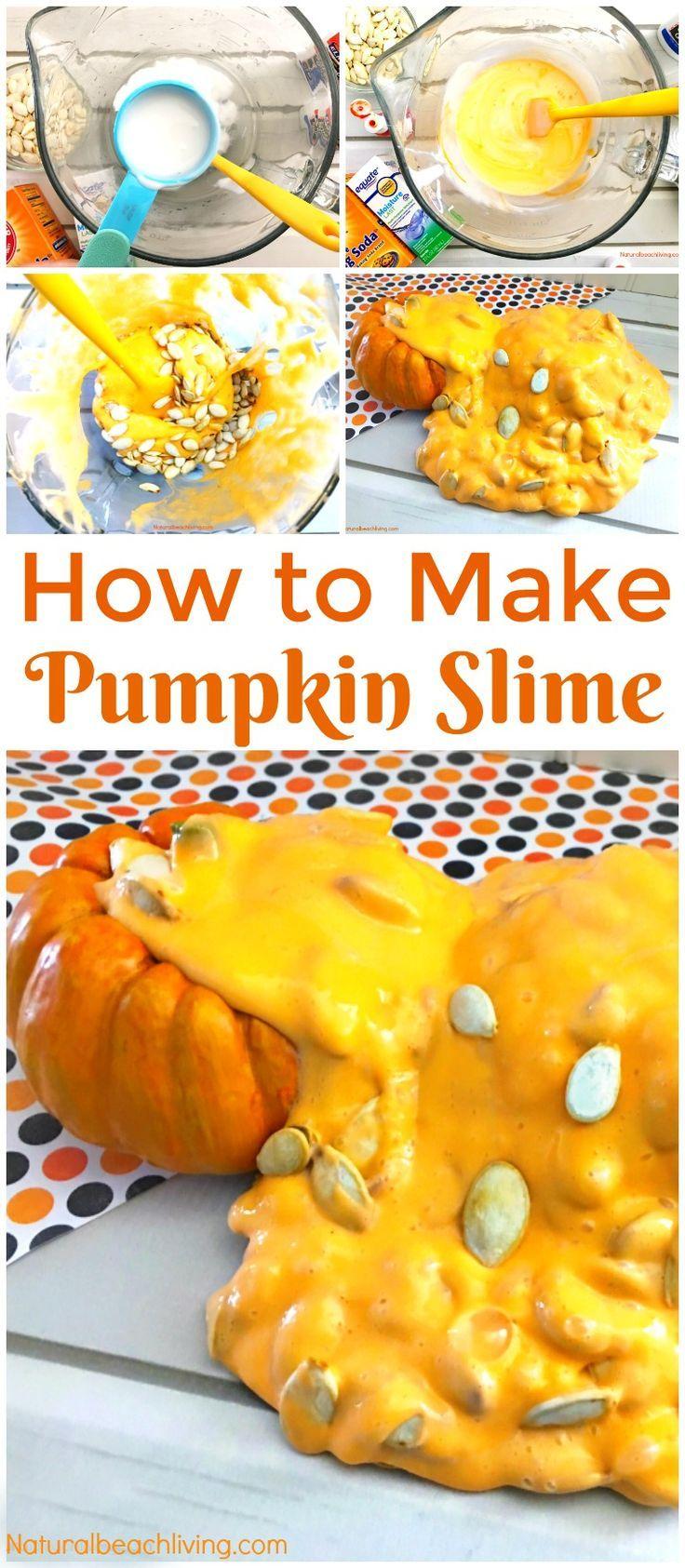 How to Make Halloween Pumpkin Salt Painting with Kids #pumpkincraftspreschool