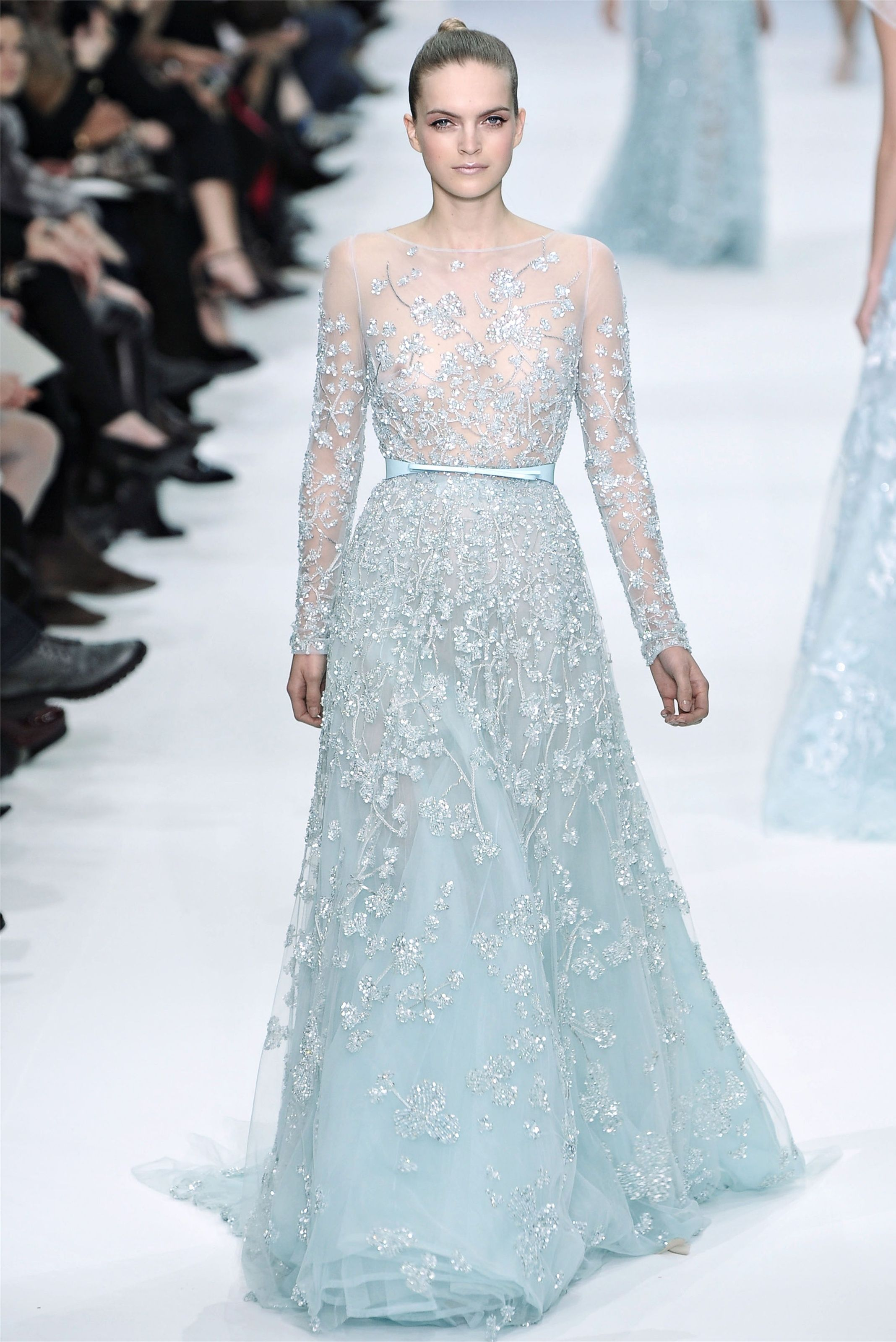 Ss elie saab pinterest angel dress moda and haute couture