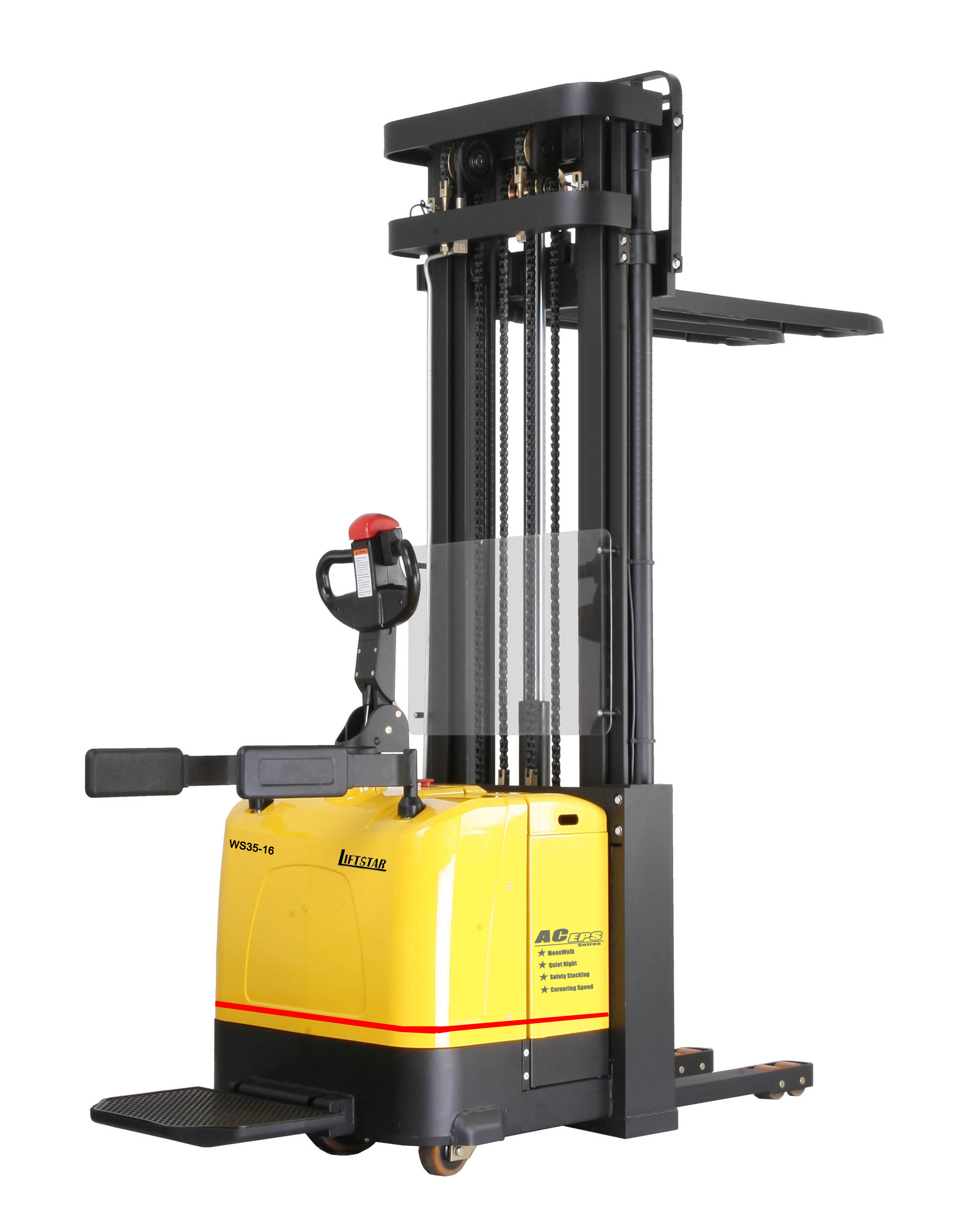 Pin by material handling equipment on #Liftstar electric