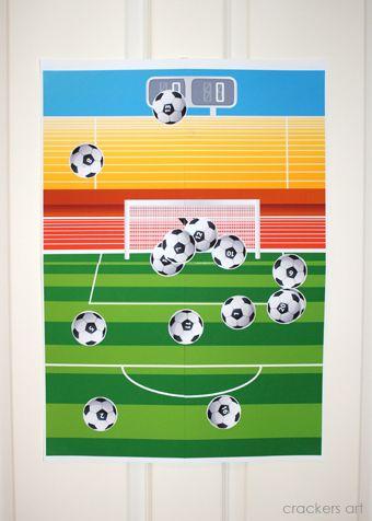 16 Game 17 Jpg 340 476 In 2020 Soccer Birthday Parties Soccer Theme Parties Soccer Birthday