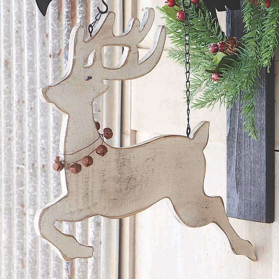 Cutout Reindeer Arrow Replacement Sign - COMING SOON