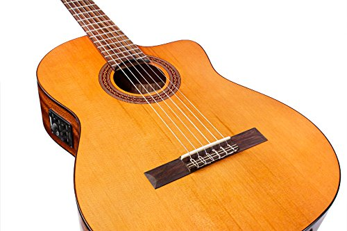 Cordoba Iberia Series Acoustic Electric Classical Guitar Instrumentstogo Com Acoustic Electric Classical Guitar Guitar