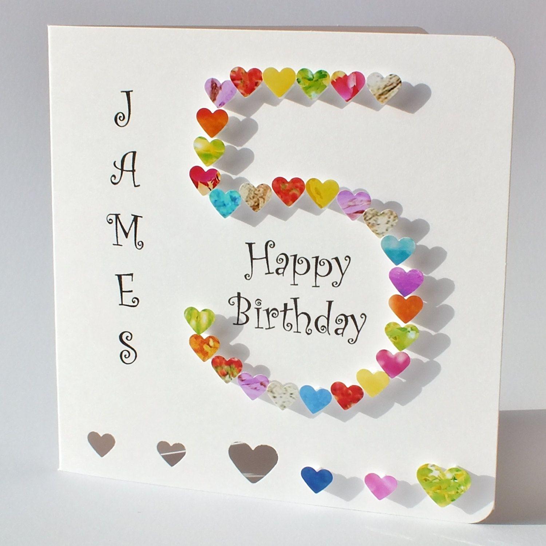 5th Birthday Cards Gallery Free Birthday Cards
