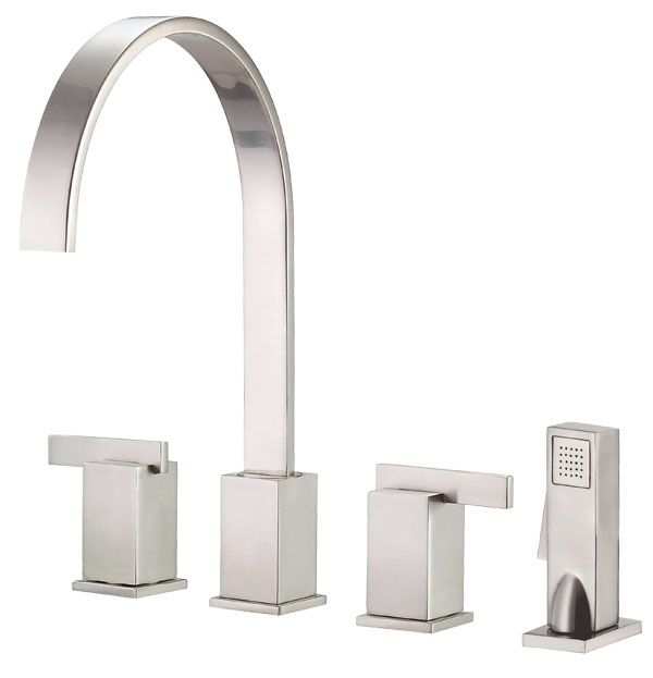 Kitchen: 5 Modern Kitchen Faucets Home Dcor A Blog By Quality Bath ...