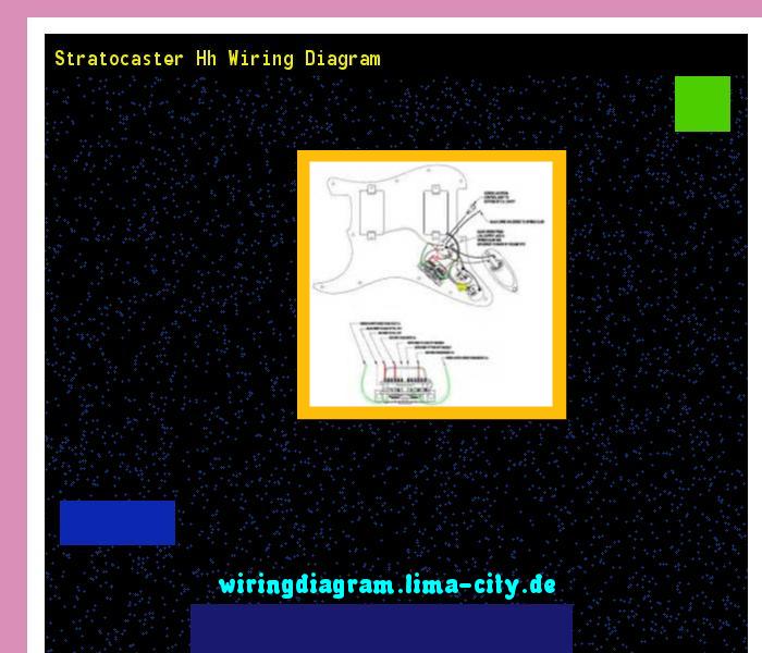 Wiring Diagram Hh Strat