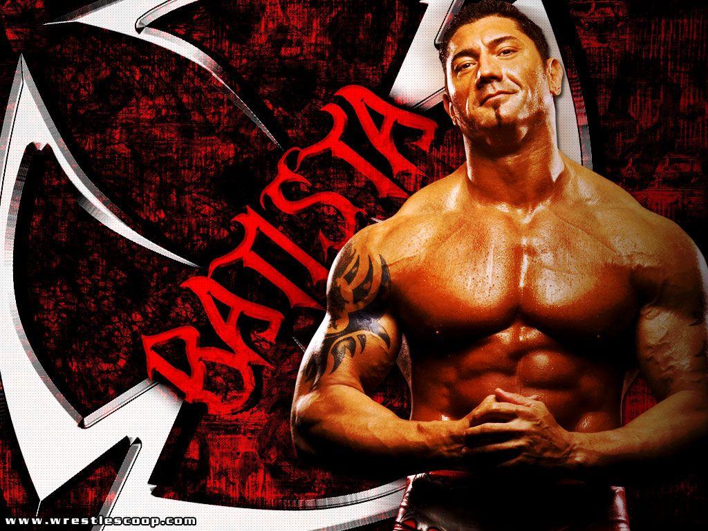 Wwe Wrestlescoop Com Wwe Wallpaper Batista Wwe Superstars Professional Wrestler Superstar